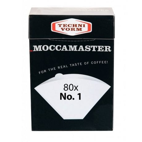 Filter till Cup One, 80-pack - Moccamaster