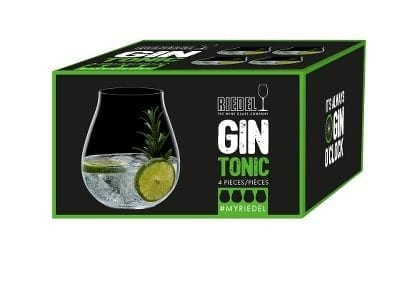 Gin & Tonic-glas, 4-pack - Riedel