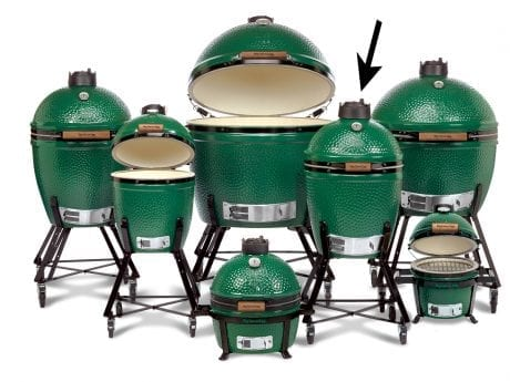 Big Green Egg startpaket, medium