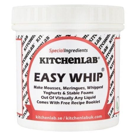 Easy Whip - Special Ingredients